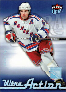 2006-07 Ultra Action #UA18 Jaromir Jagr New York Rangers