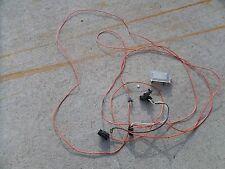 82 92 Camaro Firebird Hatch Light On/Off Control Switch & Wiring Harness