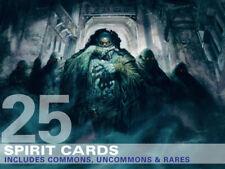 25X Spirit Cards (Includes Rares!) MTG Magic -25 Card Lot Collection Deck-