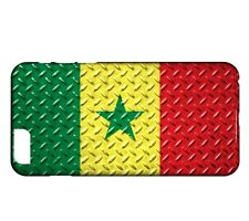 Coque iPhone 8 Drapeau SENEGAL 05