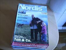 Nordis Nordeuropa-Magazin 3/2007 Tölt & Co. u. a. Themen s. Bild