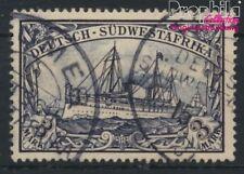 Allemand-sud-ouest de l'afrique 22 oblitéré 1900 Yacht Hohenzollern (8983968
