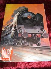 JOUEF. CATALOGUE 1973/1974. TRAINS MECANIQUES, ELECTRIQUES, JOUEFMATIC. REF 2198