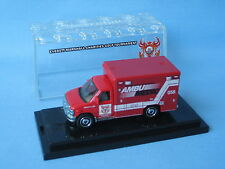 Matchbox Ford E-350 Ambulance Rescue EM Golf Tournament 2009