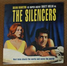 SEALED The Silencers #83256 Laserdisc Dean Martin