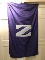 NORTHWESTERN WILDCATS FLAG 3'X5' NORTHWESTERN UNIVERSITY