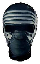 Kylo Ren - Ben Solo Head Mask -Halloween Costume -Fancy Dress - Star Wars Parody