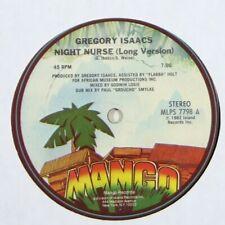 "Gregory Isaacs ""Night Nurse"" Reggae 12"" Mango mp3"
