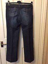 """Mango Bootcut Jeans 30"""" - Size 10"""