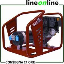 Generatore di corrente 4 Kw Compact H5000 con motore HONDA a benzina 9 Hp