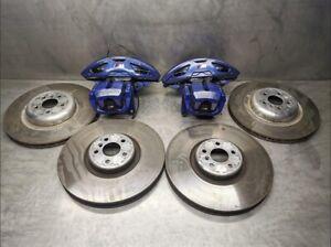 Pinza de freno delantero derecho Para BMW X6 E71//E72//F16//F86 07 />//HZP-BM-015//