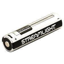 Streamlight 18650 USB Rechargable Battery 2/Pack Clam Pack 22102