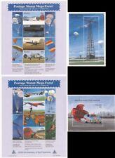 Madagascar - 2013 physical Niels Bohr - 4 Stamp Sheet -