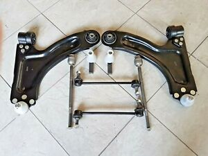 VAUXHALL COMBO 1.7 CDTi  01-11 WISHBONE ARMS LINKS TRACK RODS  & INNER ROD ENDS