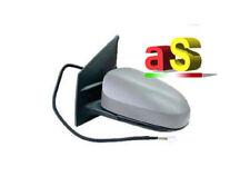 Toyota Aygo 9//2005-5//2014 Calotta specchietto retrovisore nera sx