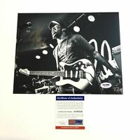 Eric Gales signed 8x10 photo PSA/DNA Autographed