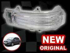 GENUINE TOYOTA AURIS 10-12 Wing Mirror Indicator Turn Signal Lens Right Side RHD