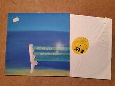QUINTUS PROJECT Moments LP Vinyl, ORIGINAL Vinyl NGM 001