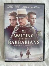 WAITING FOR THE BARBARIANS (2020) Johnny Depp, Robert Pattinson NEW REGION 2 DVD
