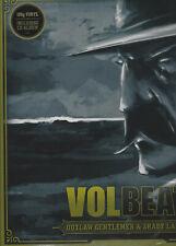 "VOLBEAT ""Outlaw Gentlemen & Shady Ladies"" 2LP + CD sealed"