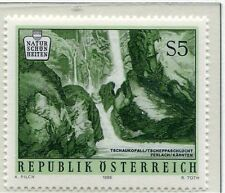 Österreich 1853 Naturschönheiten:(IV) Tschaukofall bei  Ferlach - 1986 **