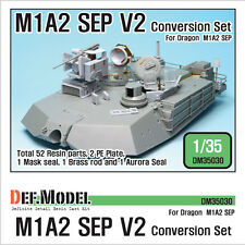 DEF.MODEL, M1A2 SEP V2 Conversion set (for Dragon 1/35), DM35030