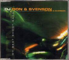 DJ Don & Svenson - My Beat Shoot Back - CDM - 1997 - Trance 4TR