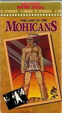 The Last of the Mohicans (1932) VHS TV serial Harry Carey French Indian War 4 hr