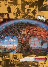 Beastie Boys Ill Communication Album Poster 23.5 x 33.5