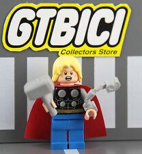LEGO SUPER HEROES MARVEL  MINIFIGURA  `` THOR ´´  Ref 76018  100X100 ORIGINAL
