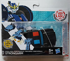 HASBRO® B3048 Transformers Robots in Disguise One Step Patrol Mode Strongarm