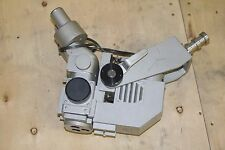 OLYMPUS TOKYO STEREO ZOOM MICROSCOPE F=200 201022 G10X surgical microscope