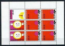 NEDERLAND 1001 MNH** Blok 1971 - Kinderzegels