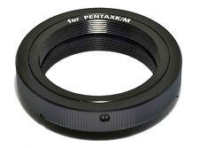 Lentille T2 T à monture pentax pk k Adaptateur ring pour Reflex Appareil Photo Reflex made in japan