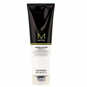 Paul Mitchell - Mitch Double Hitter 2 in 1  8.5 oz (BUY ONE GET 2 FREE)