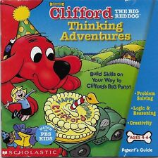 Scholastic Clifford Thinking Adventures for PC, Mac
