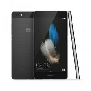Huawei P8lite - 16GB - Black  Smartphone - (Unlocked)