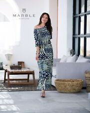 Marble Ladies Clothing Maxi Dress Size 10 BNWT  Style 5755 RRP £89