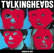 TALKING HEADS 'REMAIN IN LIGHT' CD NEW!