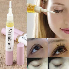 New FEG Women's Eyelash Enhancer Eye Lash Rapid Growth Serum Liquid Natural 3ML