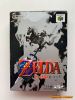 THE LEGEND OF ZELDA : OCARINA OF TIME Nintendo 64 JAPAN