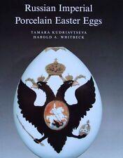 LIVRE/BOOK/BUCH: RUSSIAN PORCELAIN EASTER EGGS (oeufs de pâques porcelaine russe