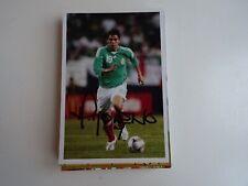 H. MORENO - SOCIEDAD, PSV & MEXICO - 10x15cm PHOTO ORIGINAL SIGNED