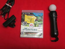 Tiger Woods Move Bundle For PlayStation 3 Very Good 1609