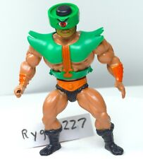 MOTU, Tri-Klops, Mexico, Masters of the Universe, He-Man, Armor, figure
