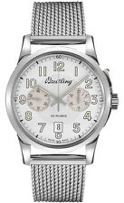 AB141112/G799-154A | NEW BRIETLING TRANSOCEAN CHRONOGRAPH 1915 43MM MEN'S WATCH