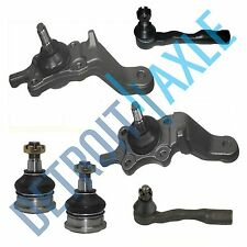Brand New 6pc Complete Front Suspension Kit for 2000-02 Toyota Tundra & Sequoia