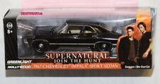 GREENLIGHT HOLLYWOOD SUPERNATURAL 1967 CHEVROLET IMPALA SPORT SEDAN W+