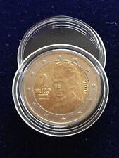 2 Euro Kursmünze Österreich Prägejahr 2002