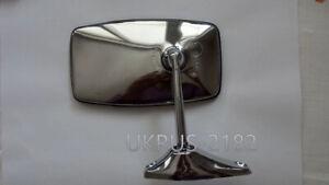 LADA NIVA VAZ 2121 Chrome Exterior Mirrors Spherical LADA 2102 2103 2106 2Pieces